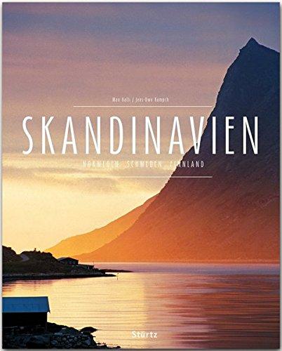 9783800348060: Skandinavien: Norwegen, Schweden, Finnland