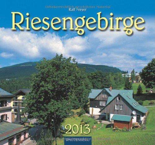 9783800350957: Riesengebirge 2013