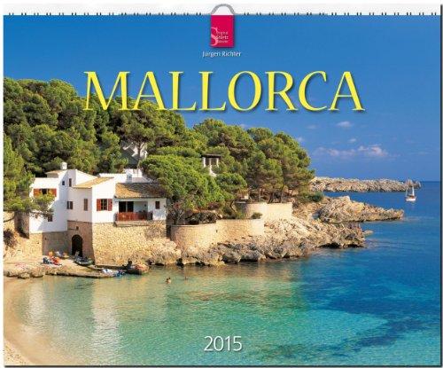 9783800352517: Mallorca 2015. Kalender