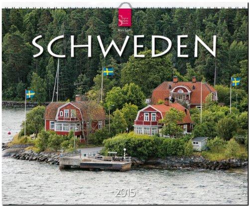 9783800352609: Schweden 2015. Kalender