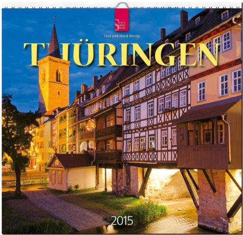 9783800353040: Th�ringen 2015