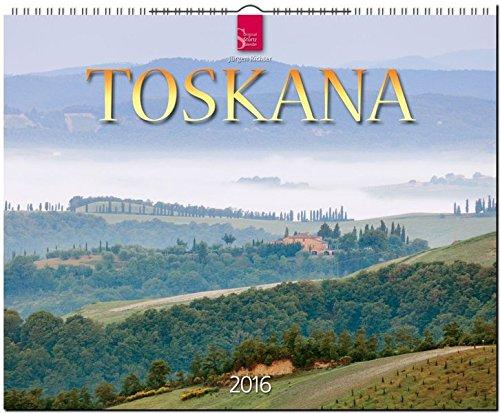 9783800353972: Toskana 2016