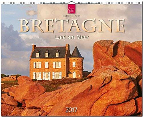 9783800355044: Bretagne - Land am Meer 2017
