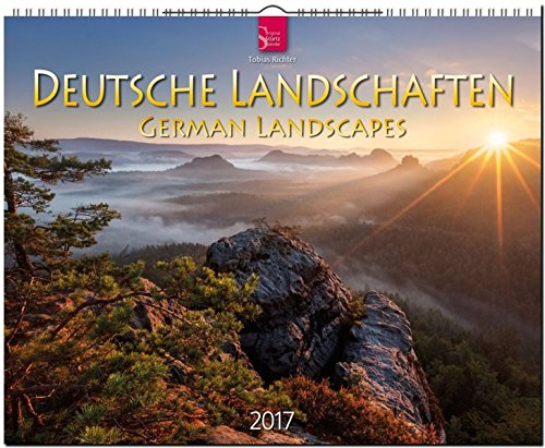 9783800355105: Deutsche Landschaften - German Landscapes 2017