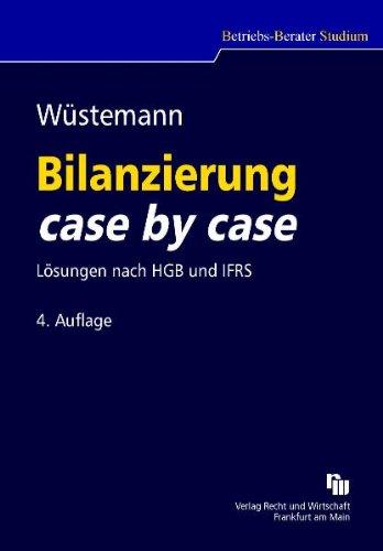 9783800550227: Bilanzierung case by case