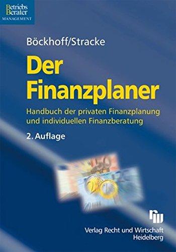9783800572816: Der Finanzplaner: Handbuch der privaten Finanzplanung und individuellen Finanzberatung