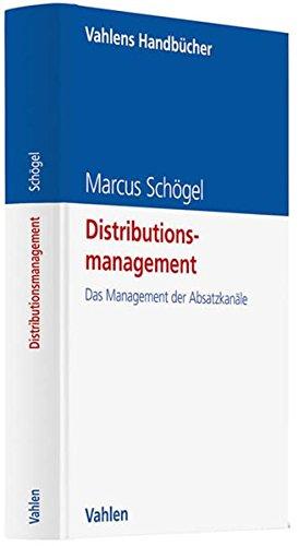 Distributionsmanagement: Marcus Schögel