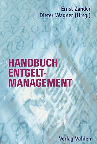 9783800627080: Handbuch Entgeltmanagement