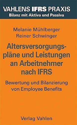 Betriebliche Altersversorgung und sonstige Leistungen an Arbeitnehmer: Mühlberger, Melanie und