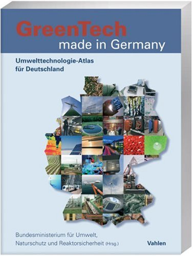 9783800634354: Green Tech Made in Germany