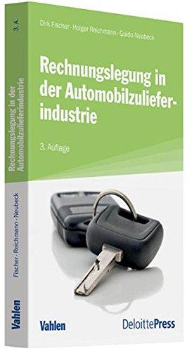 Rechnungslegung in der Automobilzulieferindustrie: Dirk Fischer