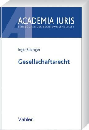 9783800641031: Gesellschaftsrecht