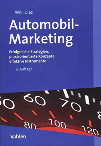 Automobil-Marketing: Willi Diez