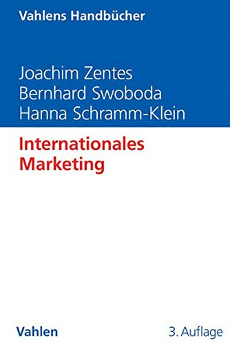 9783800646692: Internationales Marketing