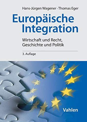 Europäische Integration: Hans-Jürgen Wagener