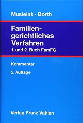 Familiengerichtliches Verfahren: Hans-Joachim Musielak