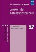 9783800722167: Lexikon der Installationstechnik.