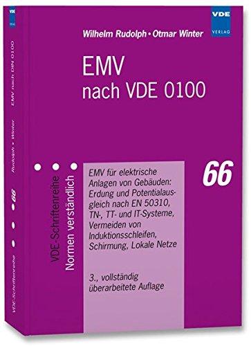 EMV nach VDE 0100. EMV für elektrische: Wilhelm Rudolph und