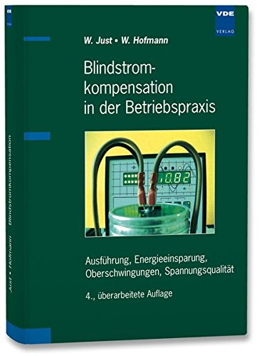 Blindstrom-Kompensation in der Betriebspraxis: Wolfgang Hofmann