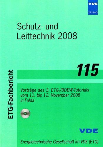 9783800731299: Schutz- und Leittechnik 2008