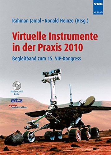 9783800732357: Virtuelle Instrumente in der Praxis: Begleitband zum Kongress VIP 2010