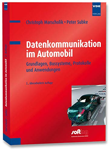 Datenkommunikation im Automobil: Christoph Marscholik
