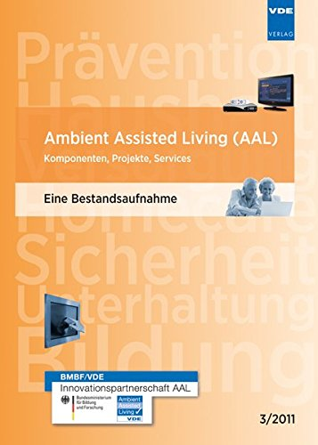 9783800733286: Ambient Assisted Living (AAL)