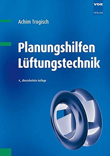 9783800733477: Planungshilfen Lüftungstechnik
