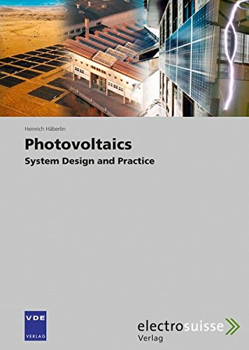 9783800733514: Photovoltaics: System Design and Practice