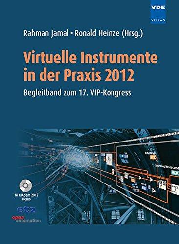 9783800734122: Virtuelle Instrumente in der Praxis 2012