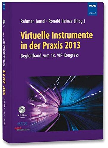 Virtuelle Instrumente in der Praxis 2013: Rahman Jamal