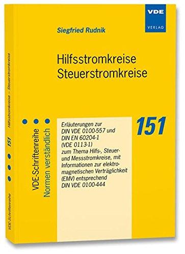 9783800735358: Hilfsstromkreise Steuerstromkreise