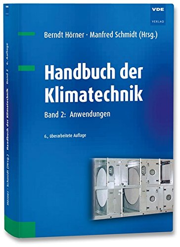 9783800735549: Handbuch der Klimatechnik 2