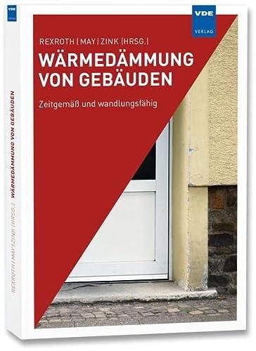 Wärmedämmung von Gebäuden: Susanne Rexroth