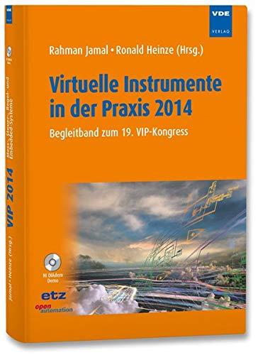 Virtuelle Instrumente in der Praxis 2014: Rahman Jamal