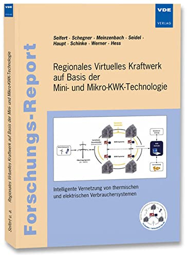 Regionales Virtuelles Kraftwerk auf Basis der Mini- und Mikro-KWK-Technologie: Joachim Seifert