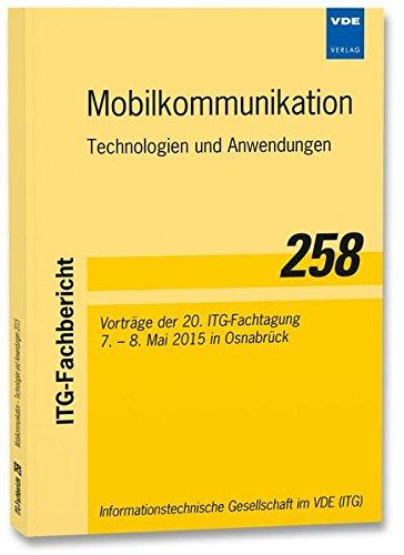 ITG-Fb 258: Mobilkommunikation