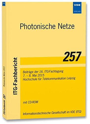 ITG-Fb 257: Photonische Netze