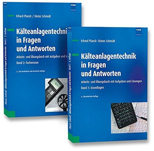 Kälteanlagentechnik in Fragen und Antworten (Set): Erhard Planck