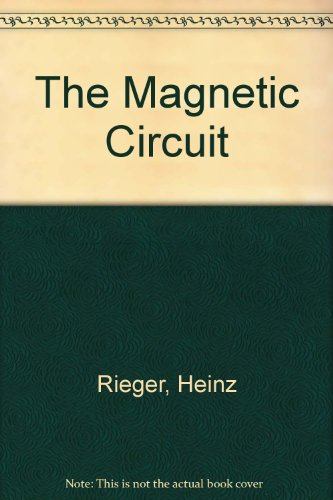 9783800947195: The Magnetic Circuit