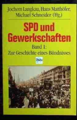 9783801202163: SPD und Gewerkschaften (Politik im Taschenbuch)
