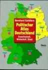 9783801202309: Politischer Atlas Deutschland: Gesellschaft, Wirtschaft, Staat