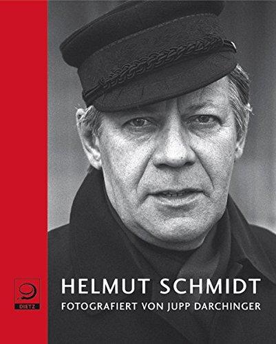 9783801203894: Helmut Schmidt: Fotografiert von Jupp Darchinger
