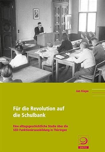 Für die Revolution auf die Schulbank: Jan Kiepe