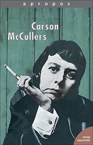 9783801503178: Apropos, Bd.12, Carson McCullers