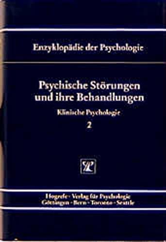 Psychologische Störungen und ihre Behandlungen: Kurt Hahlweg