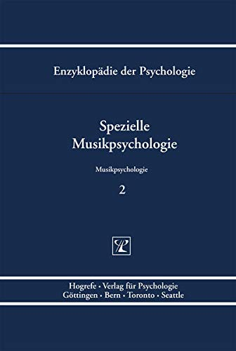 Spezielle Musikpsychologie: Rolf Oerter
