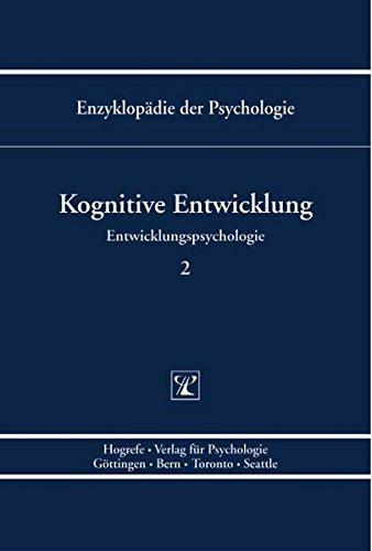 9783801705879: Entwicklungspsychologie 2. Kognitive Entwicklung