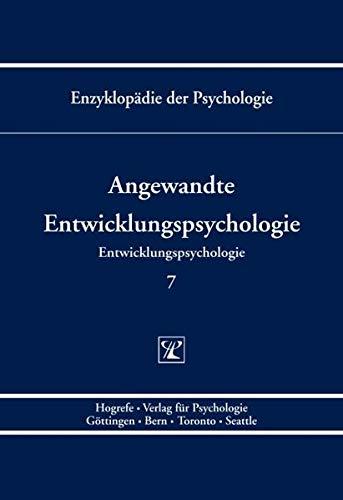 Angewandte Entwicklungspsychologie: Franz Petermann