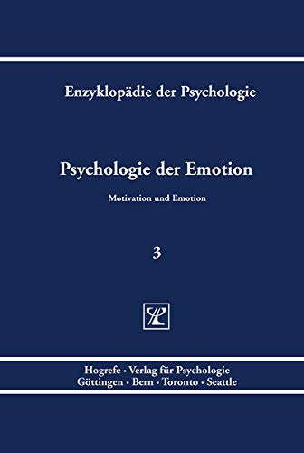 Psychologie der Emotion